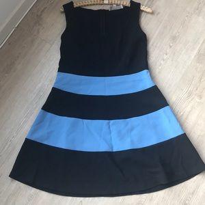 NWOT! LOFT   striped dress